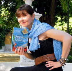 Karen McCann with Dancing in the Fountain: How to Enjoy Living Abroad