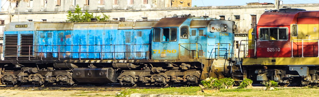 Vintage trains in Cuba / Cuba: 10 Things to Know Before You Go / Karen McCann