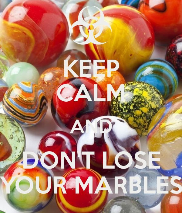 Losing Our Marbles? Coping with the News / Karen McCann / EnjoyLivingAbroad.com