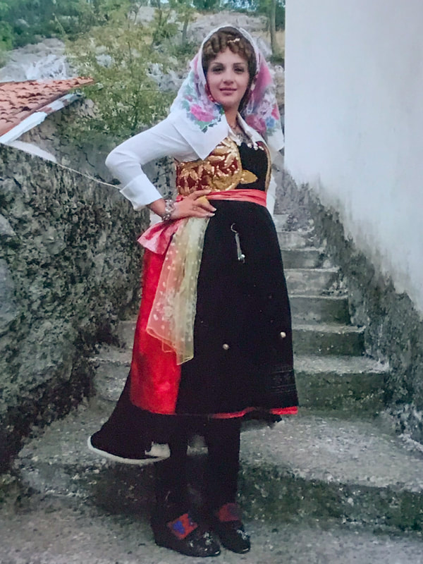 Albanian traditional dress / Karen McCann / EnjoyLivingAbroad.com