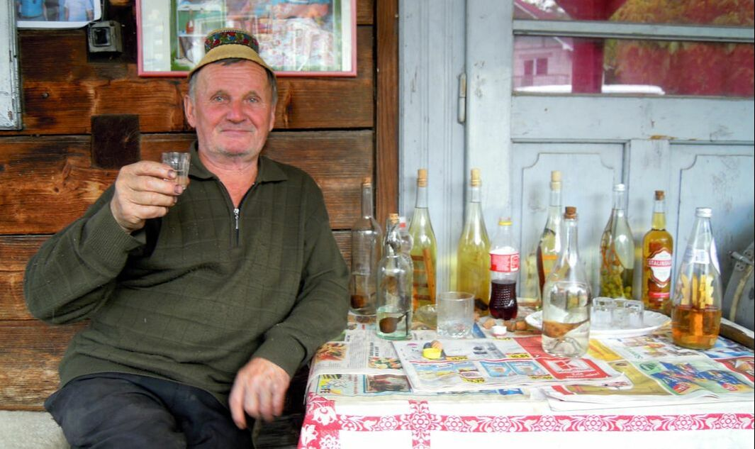 Romanian brandy maker / 10 Underrated Extras Even Us Minimalists Like to Pack / Karen McCann / EnjoyLivingAbroad.com