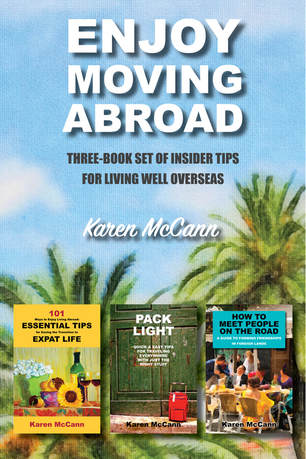 New Book Enjoy Moving Abroad / Why Are So Many Americans Considering Moving Abroad? / Karen McCann / EnjoyLivingAbroad.com